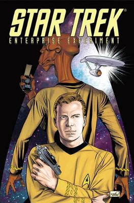 Star Trek: Year Four - The Enterprise Experiment (Paperback)