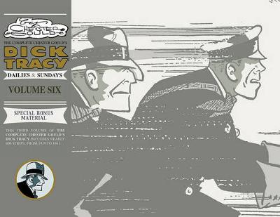 Complete Chester Gould's Dick Tracy Volume 6 (Hardback)