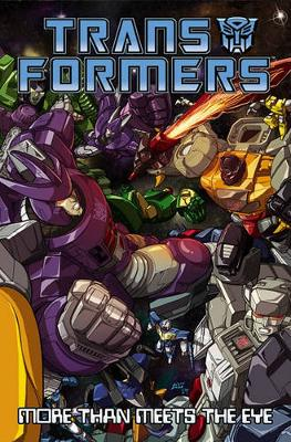 Transformers: More Than Meets the Eye v. 2 (Paperback)