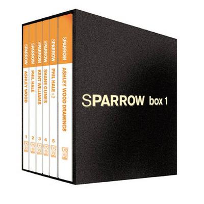 Sparrow Boxed Set (Hardback)