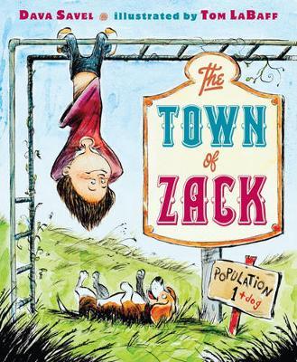 Town of Zack (Hardback)