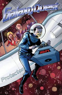 Galaxy Quest: Global Warning (Paperback)