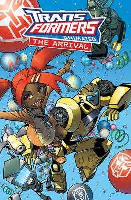 Transformers Animated: Arrival (Paperback)
