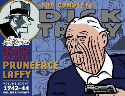 Complete Chester Gould's Dick Tracy Volume 8 (Hardback)