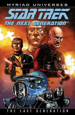 Star Trek The Next Generation - The Last Generation (Paperback)