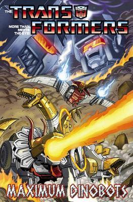 Transformers: Maximum Dinobots (Paperback)