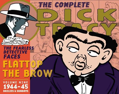 Complete Chester Gould's Dick Tracy Volume 9 (Hardback)