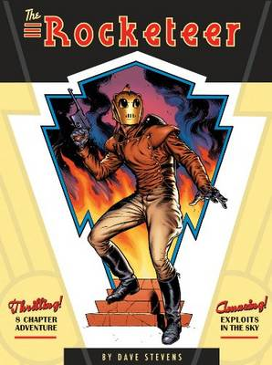 The Rocketeer The Complete Adventures (Hardback)