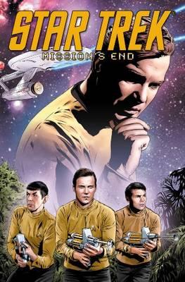 Star Trek: Mission's End (Paperback)