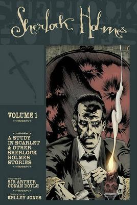 Sherlock Holmes: A Study in Scarlet Volume 1 (Hardback)