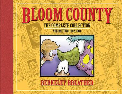 Bloom County The Complete Library, Vol. 2 1982-1984 (Hardback)