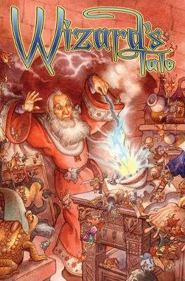 Wizards Tale (Hardback)