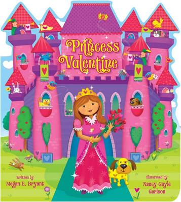 Princess Valentine (Board book)