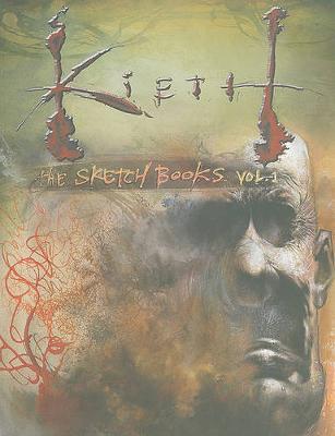 Sam Kieth Sketchbook #1 (Paperback)