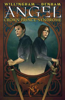 Angel Crown Prince Syndrome (Hardback)