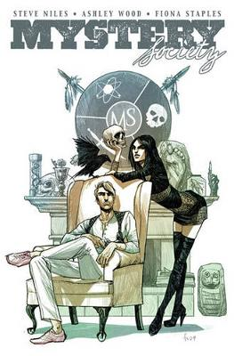 Mystery Society (Paperback)