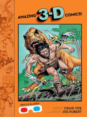 Amazing 3-D Comics! (Hardback)
