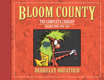 Bloom County The Complete Library, Vol. 4 1986-1987 (Hardback)