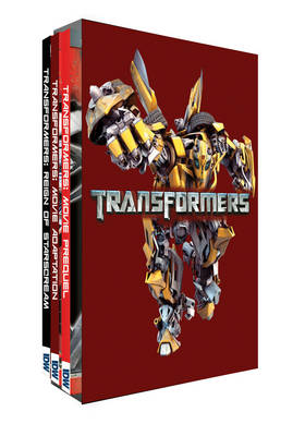 Transformers Movie Slipcase Collection: Volume 1 (Book)