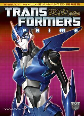 Transformers Prime: Volume 4 (Paperback)