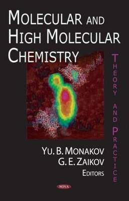 Molecular & High Molecular Chemistry: Theory & Practice (Hardback)