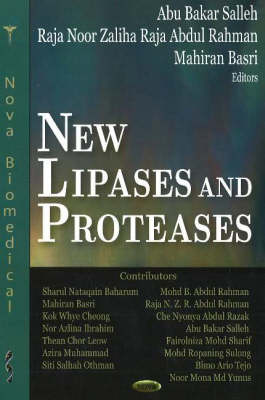 New Lipases & Proteases (Hardback)