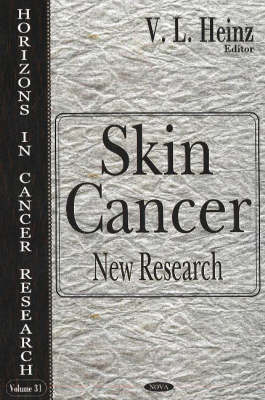 Skin Cancer: New Research (Hardback)