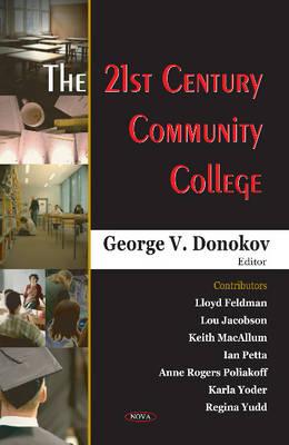 21st Century Community College (Hardback)