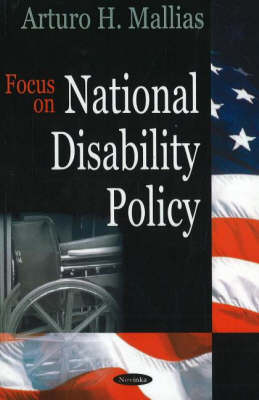 Focus on National Disability Policy (Paperback)