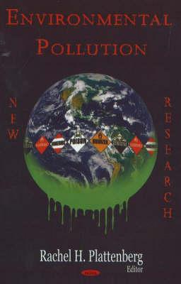 Environmental Pollution: New Research (Hardback)