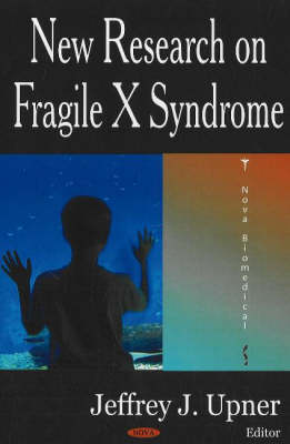 New Research on Fragile X Syndrome (Hardback)