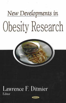 New Developments in Obesity Research (Hardback)