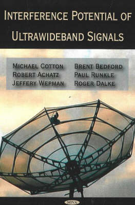 Interference Potential of Ultrawideband Signals (Hardback)