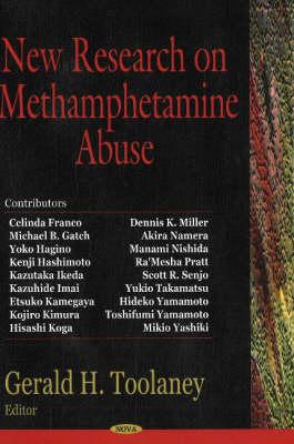 New Research on Methamphetamine Abuse (Hardback)