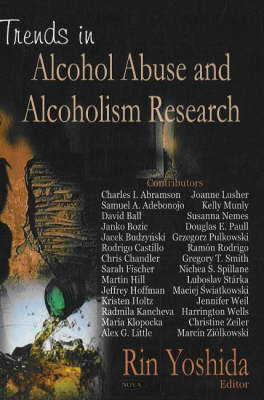 Trends in Alcohol Abuse & Alcoholism Research (Hardback)