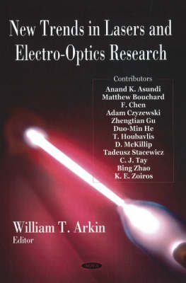 New Trends in Lasers & Electro-Optics Research (Hardback)
