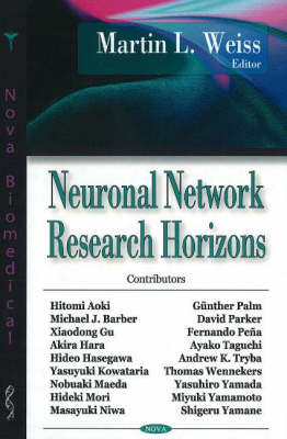 Neuronal Network Research Horizons (Hardback)