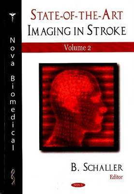 State-of-the-Art Imaging in Stroke: Volume 2 (Hardback)