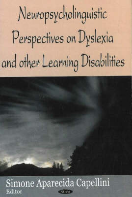 Neuropsycholinguistic Perspectives on Dysliexia & Other Learning Disabilities (Hardback)