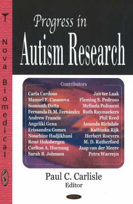 Progress in Autism Research (Hardback)