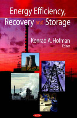 Energy Efficiency, Recovery & Storage (Hardback)