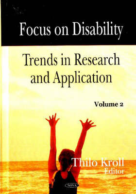 Focus on Disability: Trends in Research & Application: Volume 2 (Hardback)