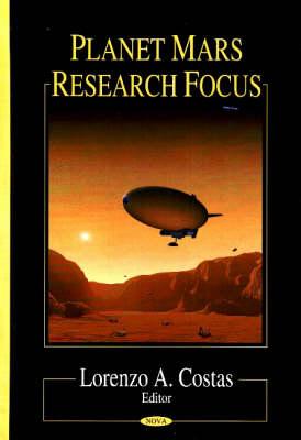 Planet Mars Research Focus (Hardback)
