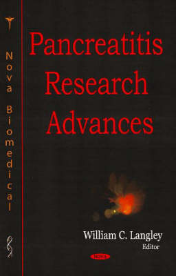 Pancreatitis Research Advances (Hardback)