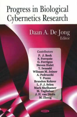 Progress in Biological Cybernetics Research (Hardback)