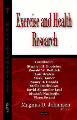 Exercise & Health Research (Hardback)