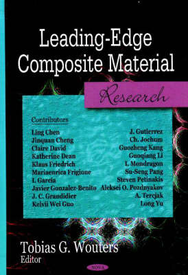 Leading-Edge Composite Material Research (Hardback)