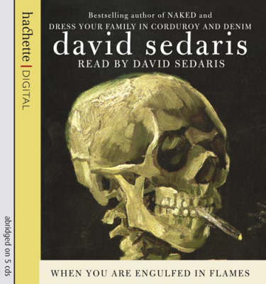 When You are Engulfed in Flames (CD-Audio)