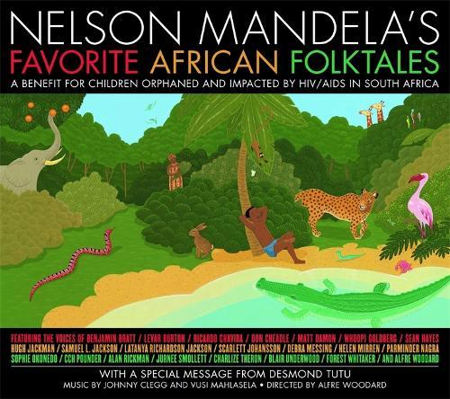 Nelson Mandela's Favorite African Folktales (CD-Audio)
