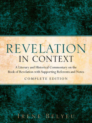 Revelation in Context (Paperback)